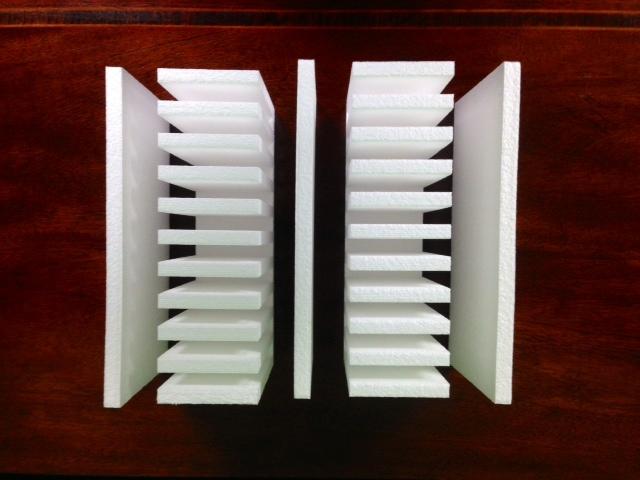EPS foam packaging