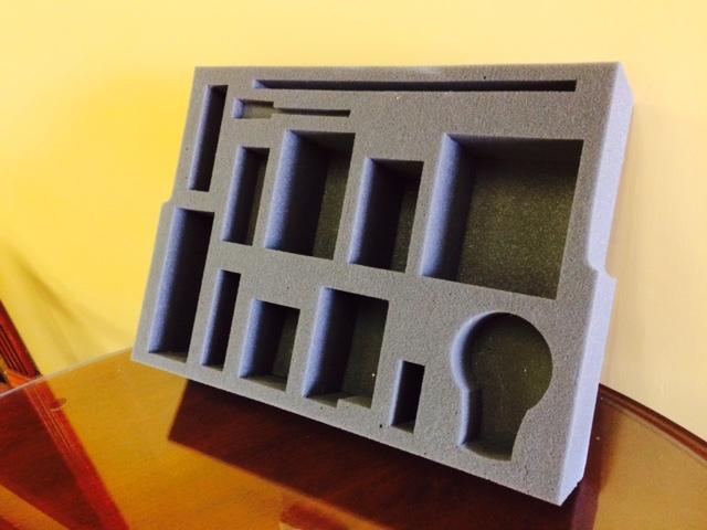 polyurethane foam packaging
