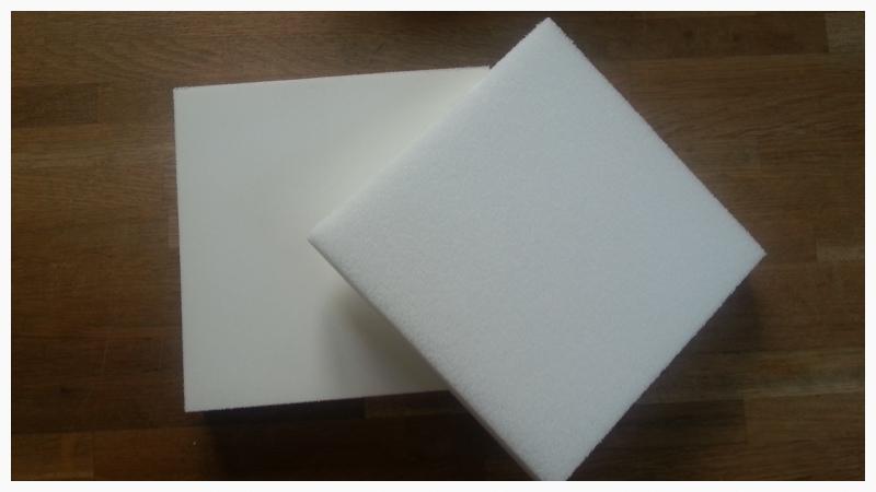 Custom Cut EPS Products at Technifoam