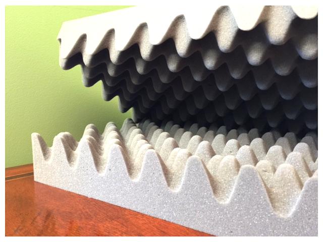 Polyurethane Foam Buns : Custom cut pu buns and sheets at technifoam